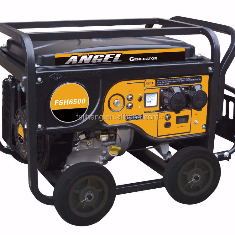 5KW Air cooled Gasoline Generator 13HP