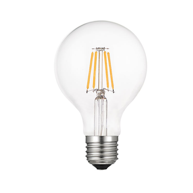Edison Vintage <span class=keywords><strong>Antieke</strong></span> Wolfraam Filament G80 220 V/40 W E27 Gloeilamp