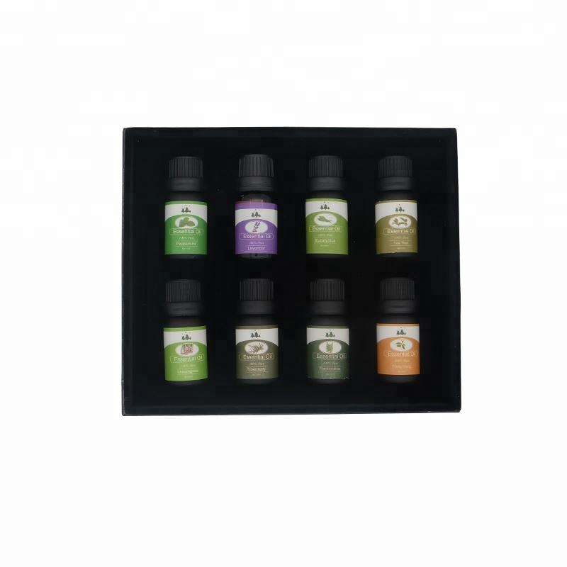 Best Selling 10 ml 8 pcs Essencial Conjunto de Presente Óleo