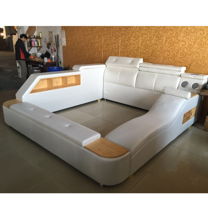 Big Tatami Hot Sale Functional Smart Bed for Wholesale in foshan
