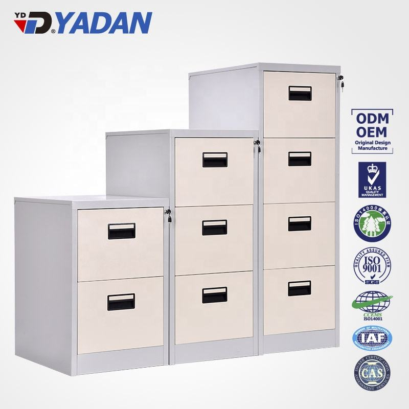 modern design office equipment specifications 4 drawer steel filing cabinet