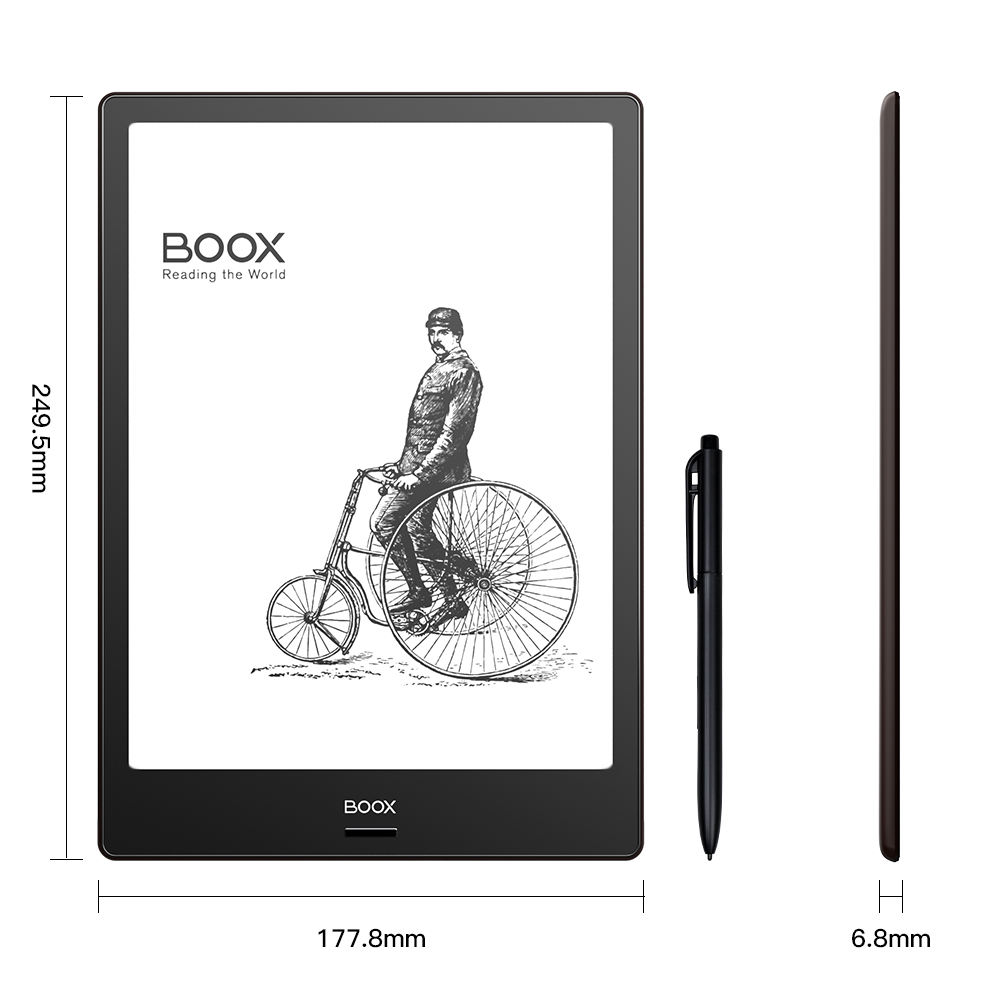 Onyx Boox Remarkable 10.3 Inch Paper Tablet With Android 6.0 OS