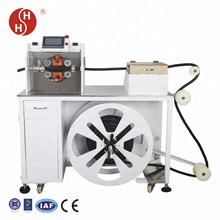 automatic bellows pipe cutting machine wire stripper