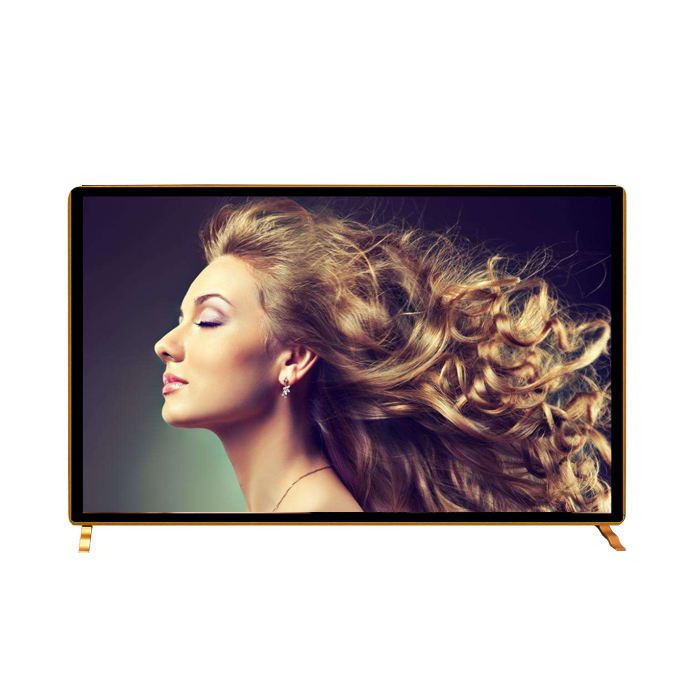 Wall mount 90 95 100 120 inch led smart 4k led tv television