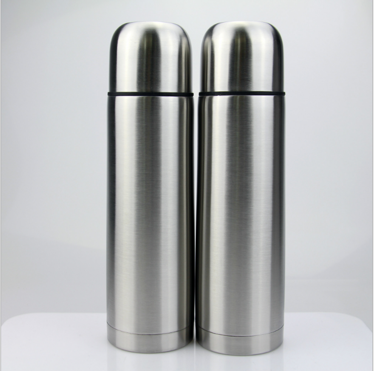 1000ml Large Capacity Outdoors Water Bottle Climbing Hiking Double Wall Insulated Stainless Steel Thermos Vacuum Flask