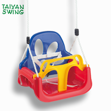 Plastic 3-in-1 Infants to Children Swing Chair with Growing
