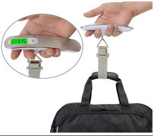 J&R New Creative Lightweight Stainless Steel Corporate Promotion Travel Weigh Gift