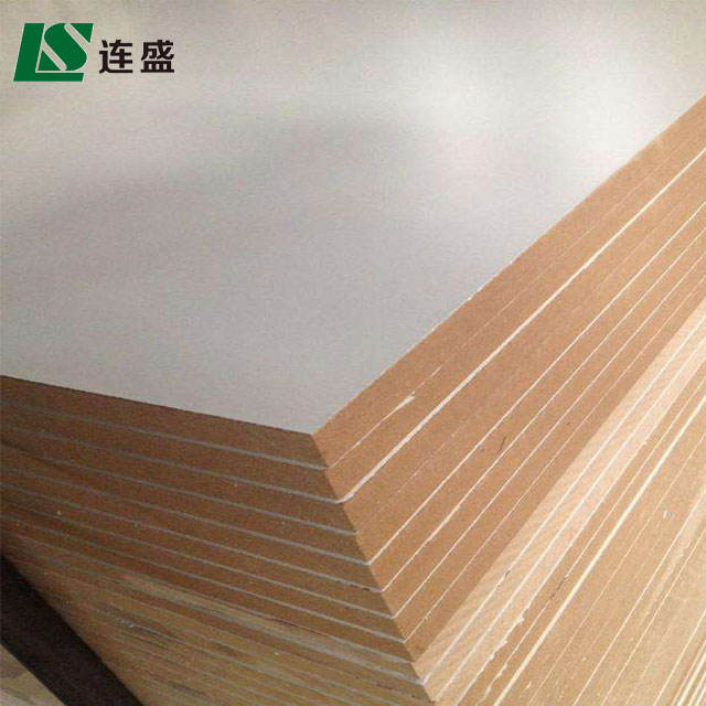 Chinese wholesale suppliers both side melamine mdf best products for import