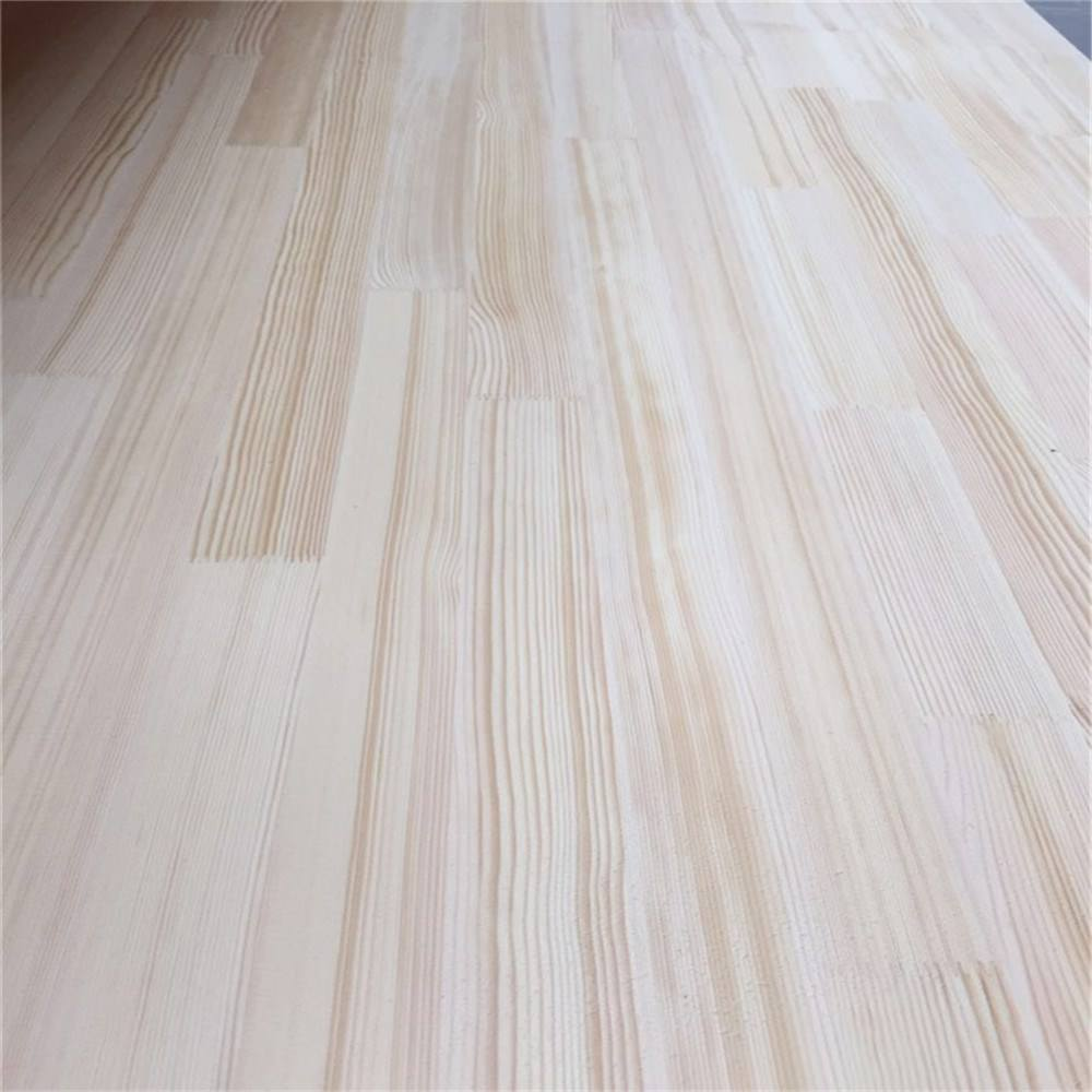 Shandong Company Supply Pine Finger Joint Laminated Board