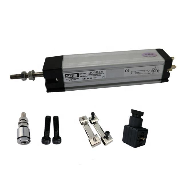ORIGINAL Linear displacement sensor KTC-150mm  60 days warranty  DHL//FEDEX Ship