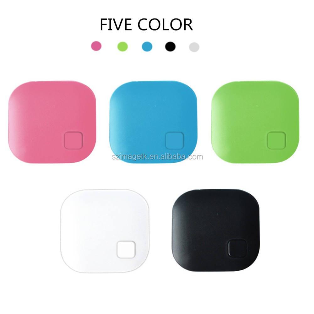 Hot Nouveaux Produits Bluetooth Tracker Clapping Clé, tuile key finder pour selfie bâton