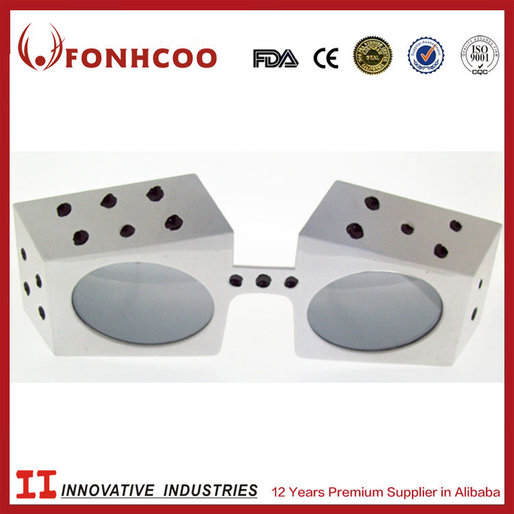 fonhcoo افضل بيع النظارات الشمسية نظارات شمسية من البلاستيك الطرف الأطفال كهدية