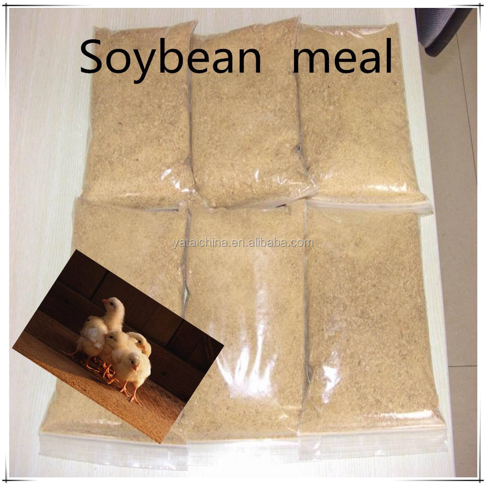 Organic soybean meal soyabean meal for animal feed