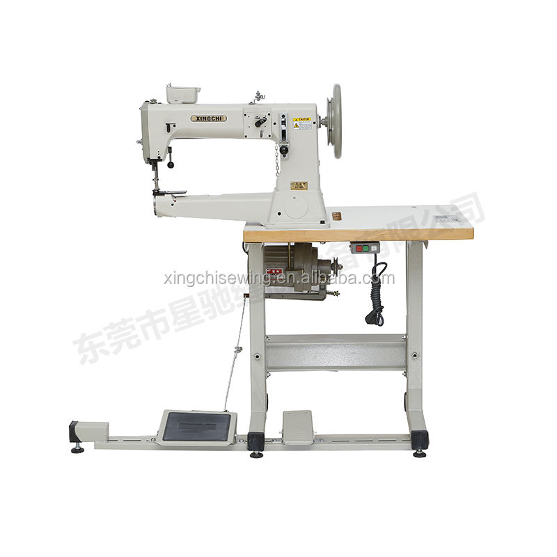 heavy duty top and bottom feed cylinder bed lockstitch sewing machine 441 for sofa
