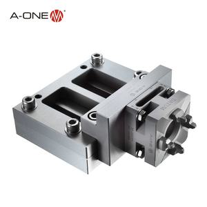 Erowa adjustable wire cutting clamp bench vise for WEDM machine 3A-200006