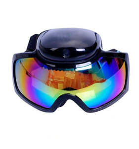 Multifunctional 720P HD camera 32GB TF card sport skiing goggle