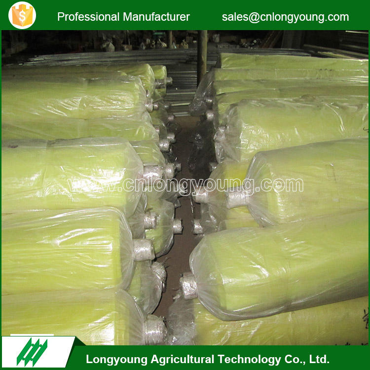 Factory price high quality transparent uv greenhouse roll up film