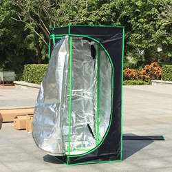 professional factory promotional dark room grow tent hydroponic dark box