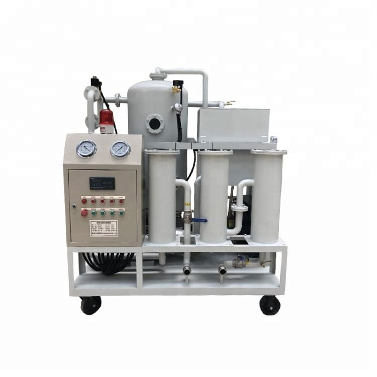 30L flow lpm 1800L lph Vacuum hydraulic oil recycling dehydration cleaning purifier filter and machine price