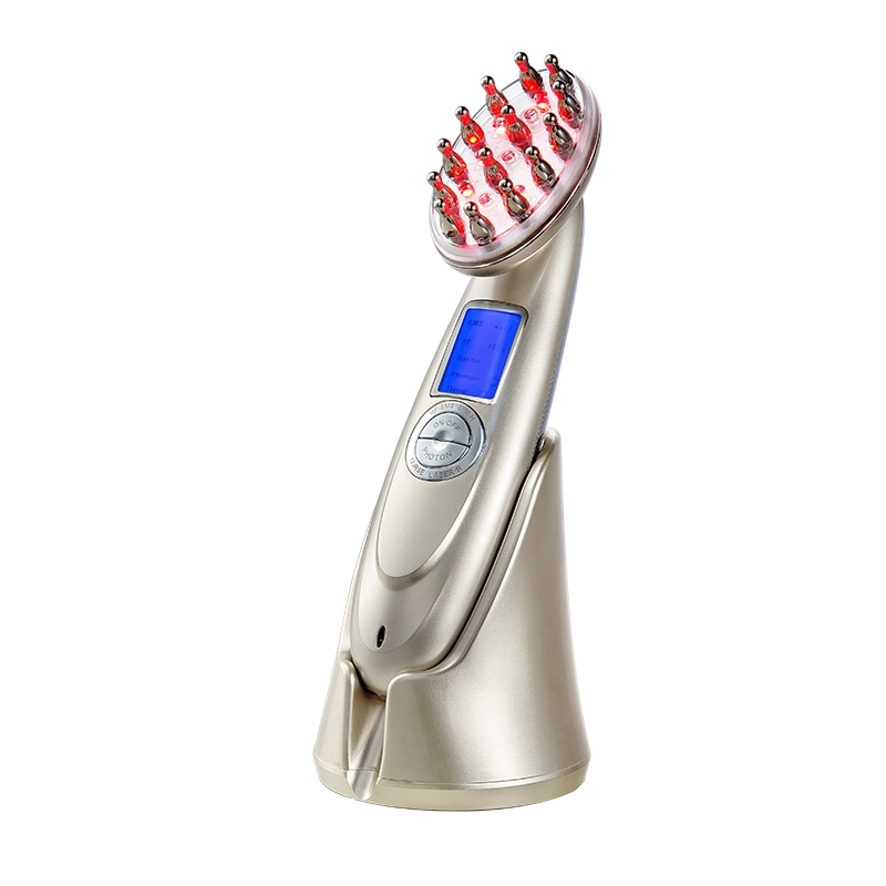 new arrival laser comb for hair regrowth extension machine in home use