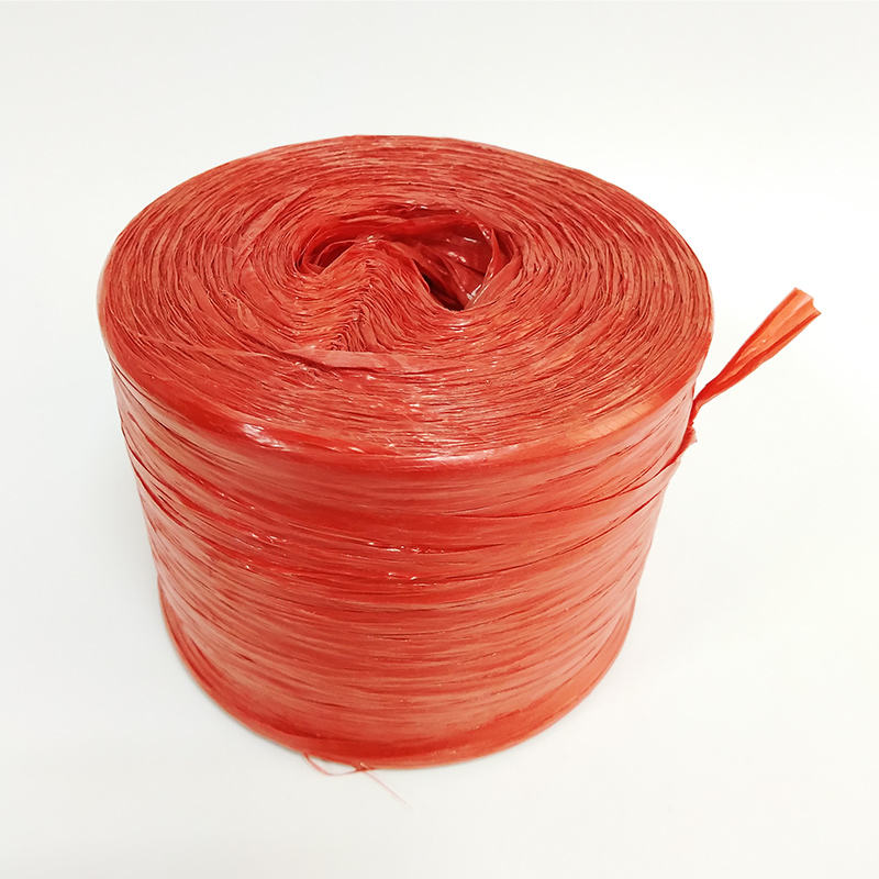 Plastic packing Rope /pp raffia twine rope