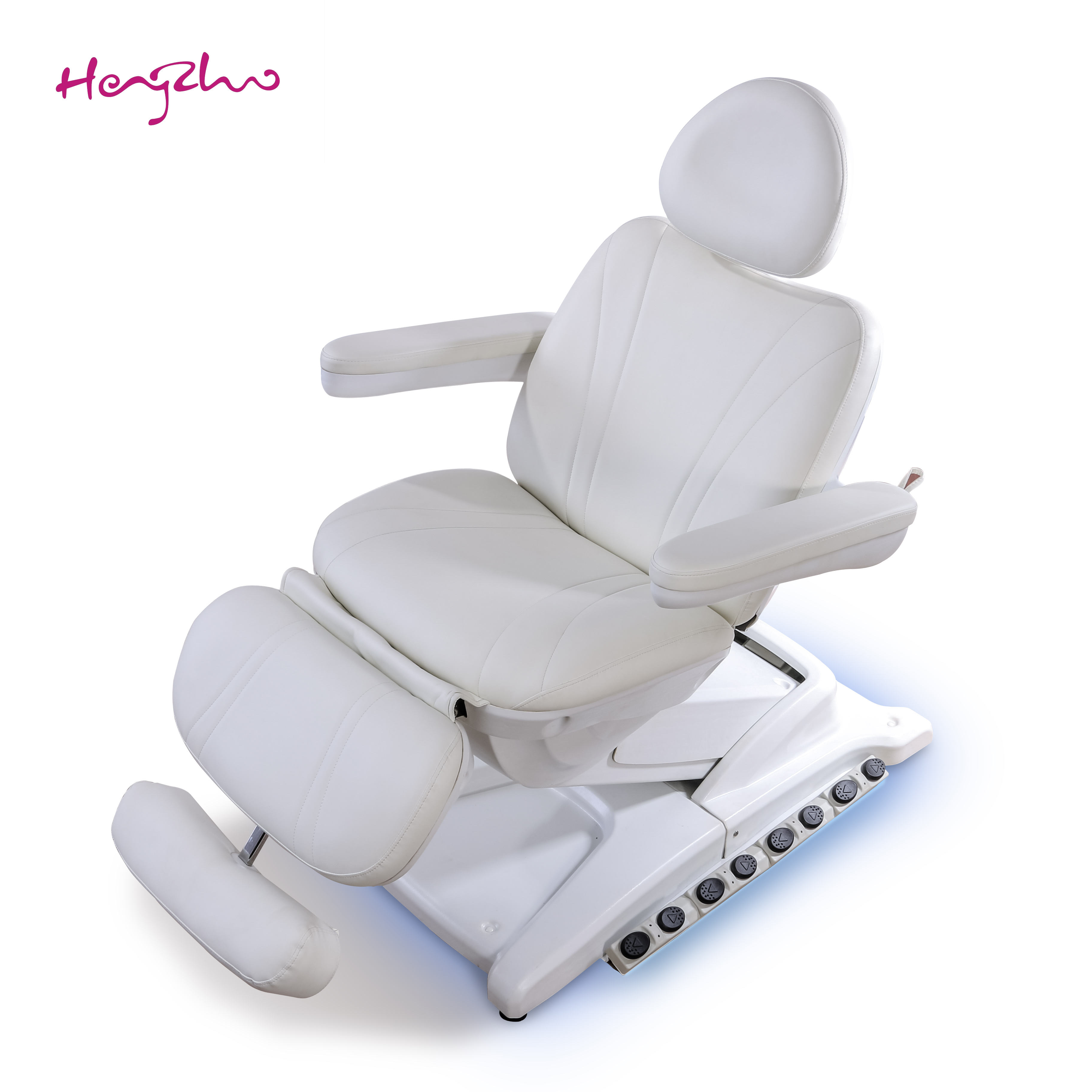 Luxury Full Functional Electric Beauty bed Dermatology Beauty Treatment Chair for Salon