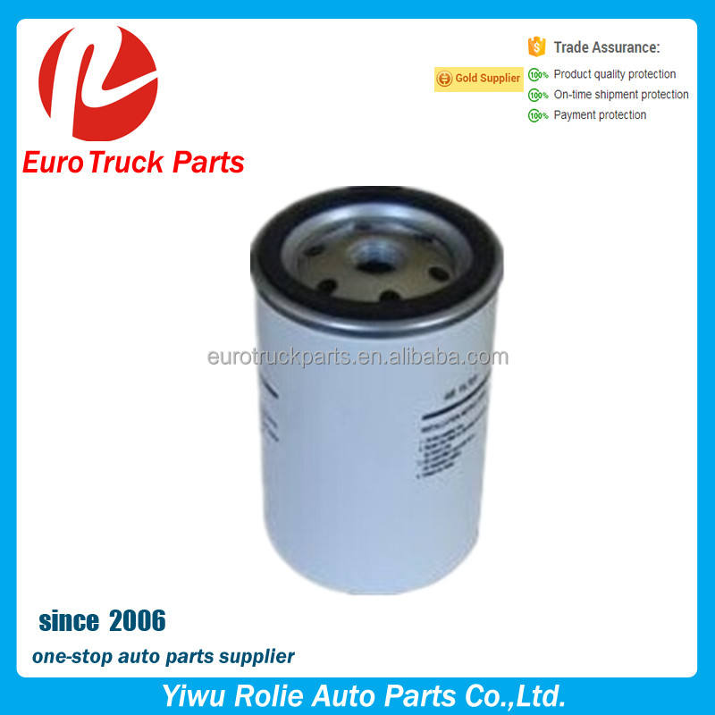 DAF truck filter parts oem 1686587 AS2474 IVECO 503139396 DAF truck oil filter