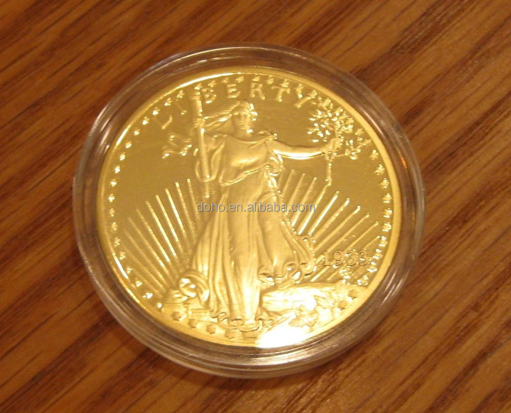 Low price custom us coins Wholesale and retail metal us gold coin high quality cheap us gold coins