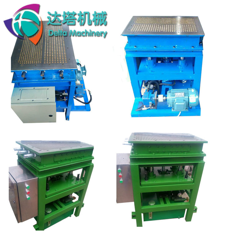 Good quality 7.5mm 8mm 10mm diameter wax crayon moulding machine with brass mould