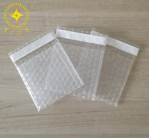 Clear Esd Afscherming Self Sealing Bubble Mailing Wrap Air Bag