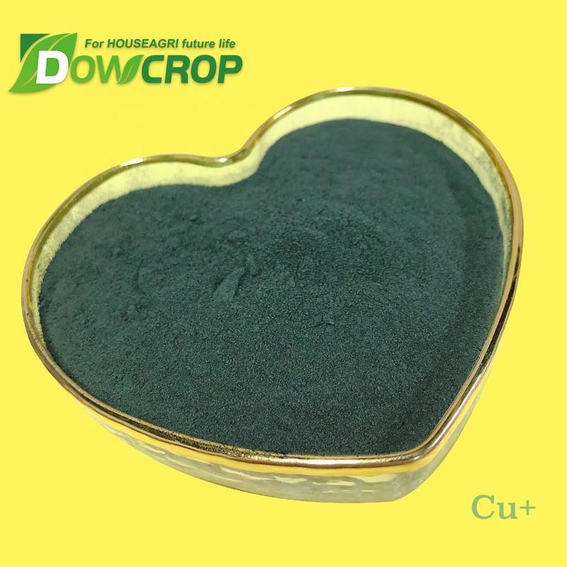 DOWCROP 100% WATER SOLUBLE AMINO ACID COPPER CHELATE FERTILIZER EDTA Cu /Fe/Zn/Mn/Mg/Ca CHELATED TRACE ELEMENTS