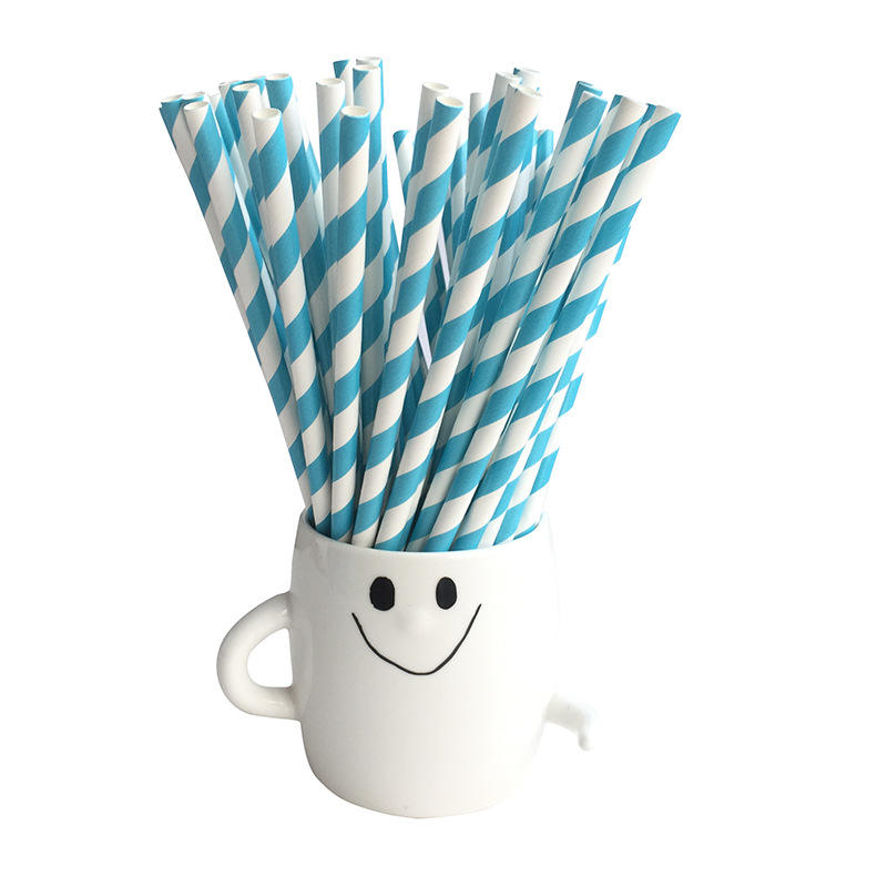 Drinking Paper Straw Fda Biodegradable Paper Straws