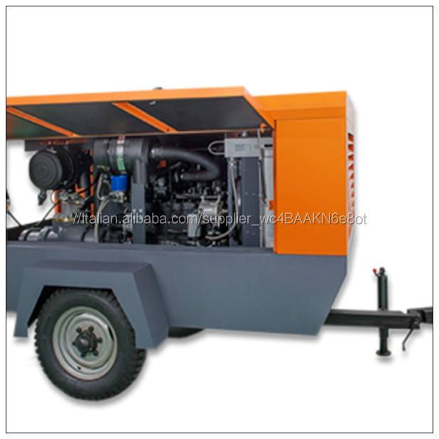 Alta stazionario motore diesel pistone compressore d'aria con la Cina prodotto
