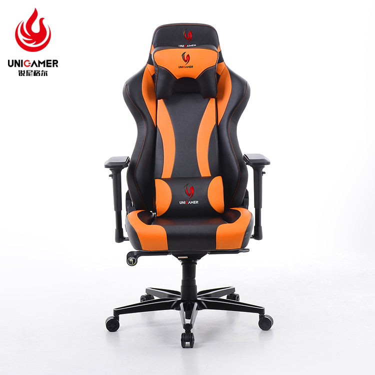 2019 New best awesome gaming chairs orange gaming fishing chair in the world