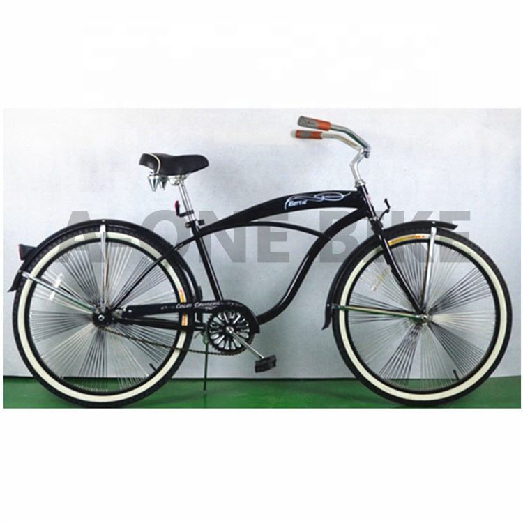 Hot sale adult beach cruiser bicycle lady beach cruiser bike