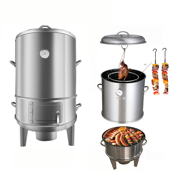 Chinese Factory Best Price BBQ Charcoal Tandoor, Chinese Roasting Oven Restaurant Equipment