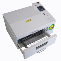 Nitrogen lead-free mini reflow oven/solder for PCB Welding