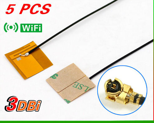 Achat Direct de Chine 2.4g 3dBi tablette wifi antenne interne antenne pcb