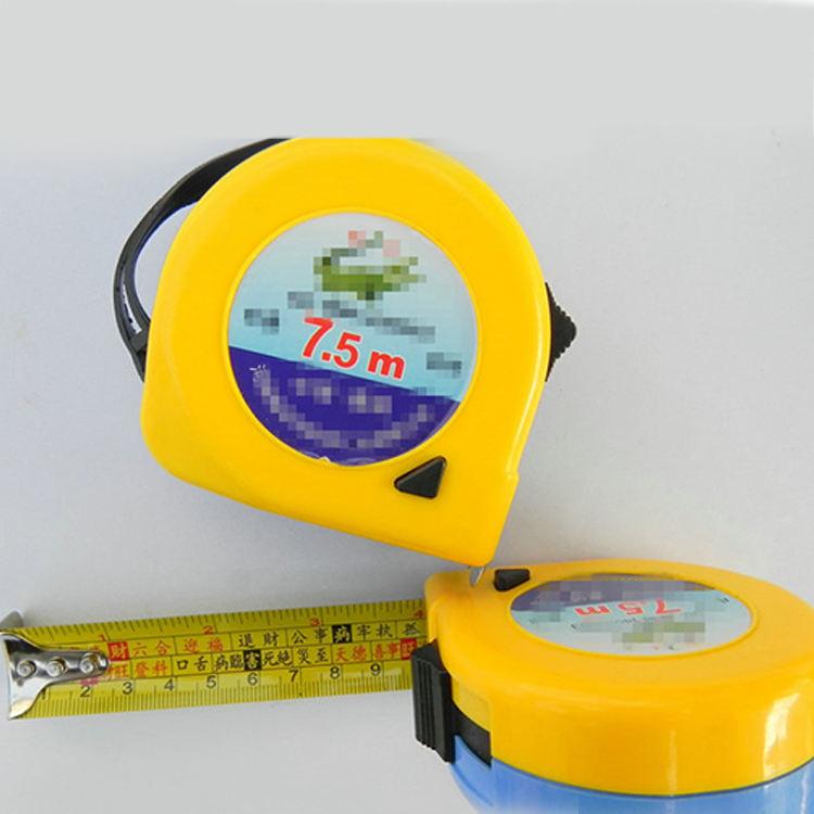 1//2//3//5m Mini Office Stainless Steel Woodworking Retractable Tape Measure Met/_HE