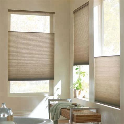 UV protection Blackout double Pleated Paper Shade double cell honeycomb blinds up and down