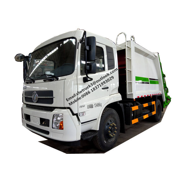 Dongfeng garbage compactor truck/garbage trucks compactors from japan/dongfeng garbage trucks