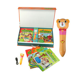 Children's English OID Sound Book Growing up English Smart Talking Reading Speaking Pen Best Review