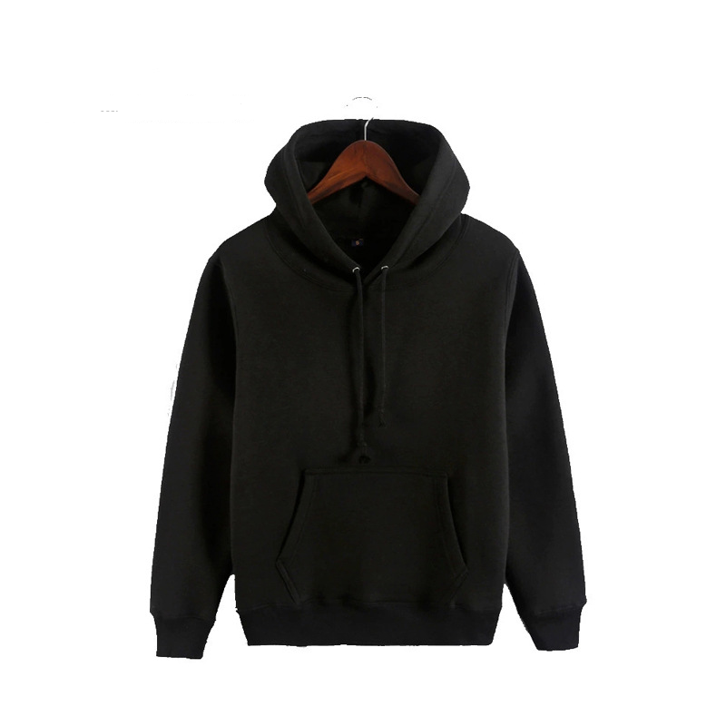 Wholesale hot selling 500gsm cotton 16 colors plus size High quality blank oem warm breathable mens pullover hoodies