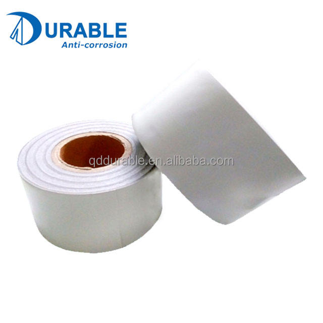 Mechanical Protection PE Tape pipeline outer wrap Polyethylene tape
