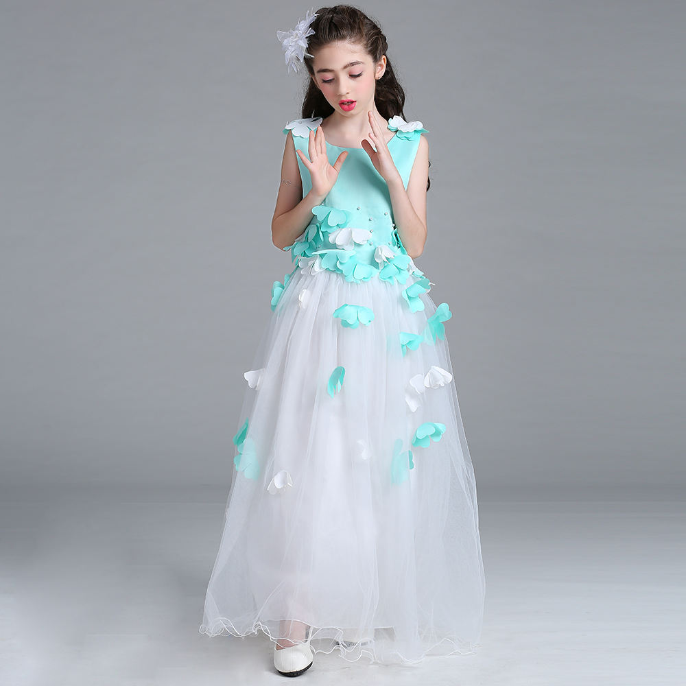 New Arrival Latest Design kerala Summer Cute Kids Clothing Dress Casual Girl Dress