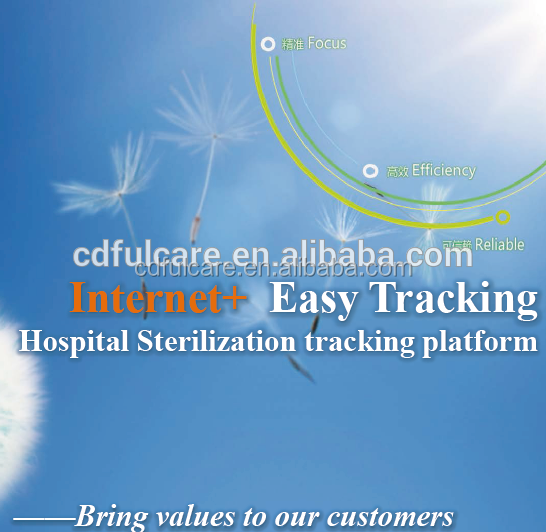 Medical Software Hospital CSSD instrument tracking system