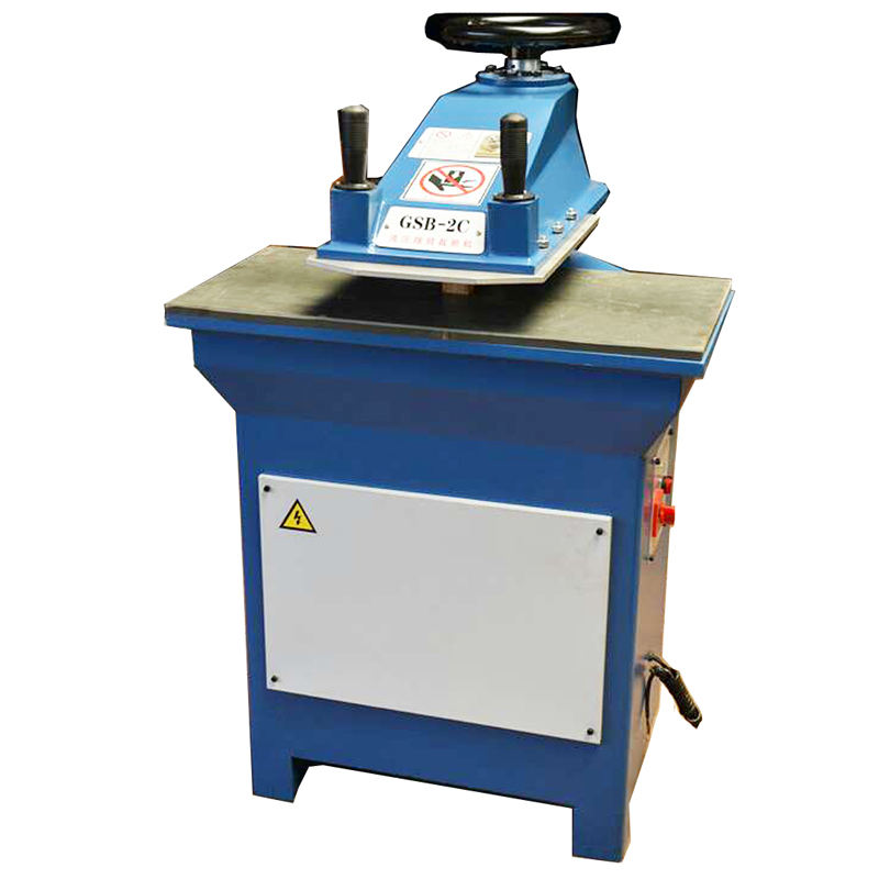 Shoemaking Hydraulic Swing Arm Cutting Machine