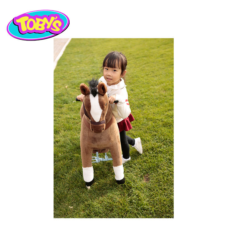 Animal Ride Running Horse Toy Riding Horse Toy