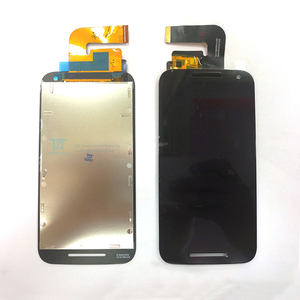 TZT Factory for Motorola G3 Lcd Display 100% Work Perfectly LCD Display for Motorola Moto G3