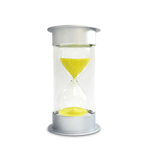 Educational 10minute Sand Timer Hourglass For Stationery Gift Desk Set